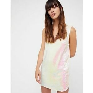 Intimately Free People Opal Sequin Mini Dress